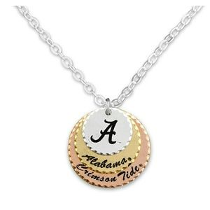 Alabama Crimson Tide Necklace or Earrings